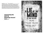 A Lie of the Mind 1