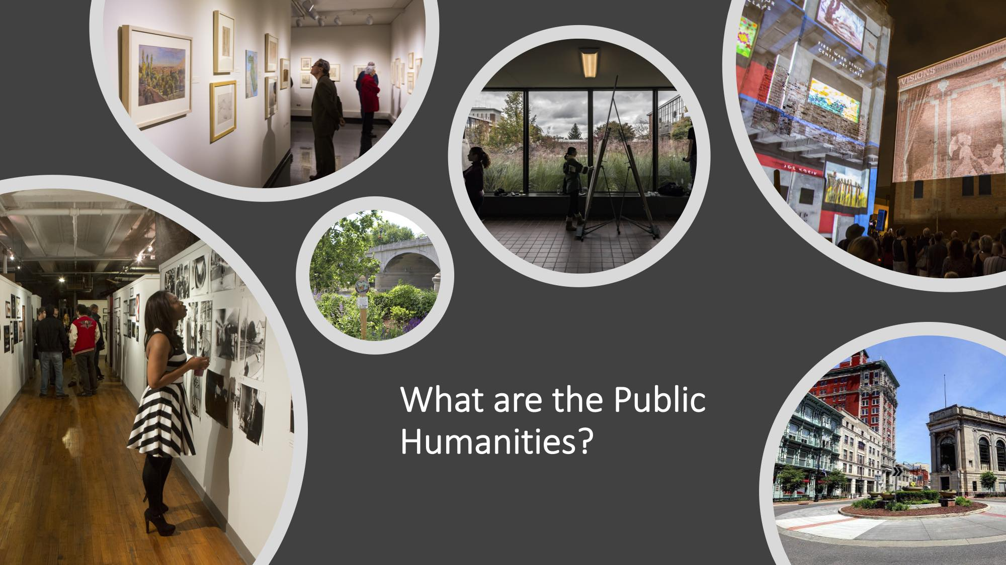 What are the Public Humanities