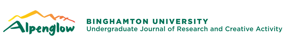 Alpenglow: Binghamton University Undergraduate Journal of Research and Creative Activity
