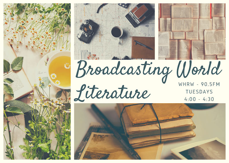 Broadcasting World Literature