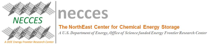 Northeast Center for Chemical Energy Storage (NECCES)
