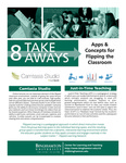 Apps & Concepts for Flipping the Classroom - 8 Take Aways by Center for Learning and Teaching van Putten