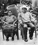 Forced Migrant Couple / Pareja migrante forzada II