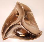 Bronze Paired Hole Tetrahedron, Figure 1
