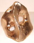 Bronze Paired Hole Tetrahedron, Figure 2