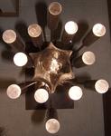 Bronze Kinetic Sound Sculpture, Figure 2