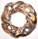 Bronze Celtic Pierced Torus, Figure 1