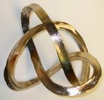 Bronze Figure 8 Hypocycloid Knot, Figure 2