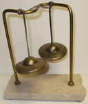 Indian Bells and Marble Base