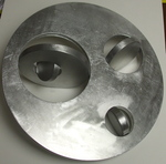 Aluminum Disks Operad, Figure 1 by Alex J. Feingold