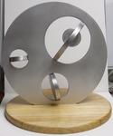 Aluminum Disks Operad, Figure 3 (with base)