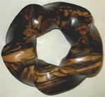 Stripped Ebony Torus Knot, Figure 2