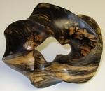 Stripped Ebony Torus Knot, Figure 3