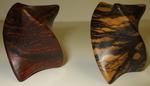 Cocobolo and Striped Ebony Twist, Figure 3