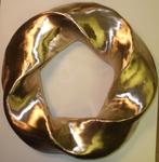 Bronze (3,5) Torus Knot, Figure 6