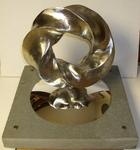 Iron Torus Knot with Base, Figure 2