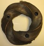 Bronze (4,5) Torus Knot, Figure 2