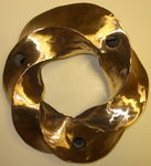 Bronze (4,5) Torus Knot, Figure 4