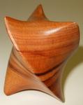 Bubinga Twist, Figure 1