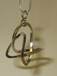 Silver Figure 8 Knot, Figure 1