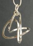 Silver Figure 8 Knot, Figure 3