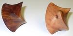 Cocobolo and Jobillo Twists, Figure 1