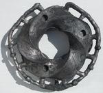 Iron (4,5) Torus Knot, Figure 1