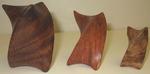 Timborana, Coolibah Burl Red, Tasmanian Eucalyptus Burl Twists, Figure 1