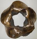 Bronze (3,5) Torus Knot, Figure 12