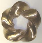 Bronze (3,5) Torus Knot, Figure 13
