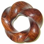 Cocobolo Wood (4,5) Torus Knot. Figure 5