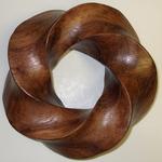 Timborana Wood Torus Knot, Figure 3