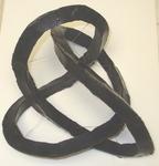 Wax Figure 8 Knot, Figure 1