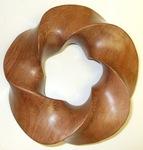Tineo (3,5) Torus Knot, Figure 1