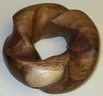 Timborana Wood (2,3) Torus Knot, Figure 3