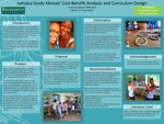 Jamaica Study Abroad: Cost-Benefit Analysis and Curriculum Design by Victoria Anderson