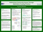 Addressing Community Issues Through Alternative Funding Practice