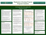Binghamton Advantage Program- Program Evaluation