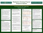 Binghamton Advantage Program- Program Evaluation