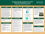 Increasing volunteer engagement in the OIP's Study Abroad Ambassador Program