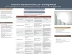 Translation and Interpretation (TIP) Training Manual