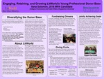 Engaging, Retaining, and Growing LitWorld's Young Professional Donor Base