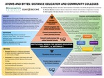 Atoms and Bytes: Distance Education and Community Colleges