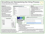 Smoothing and Standardizing the Hiring Process: A Panel Interview Summary Sheet
